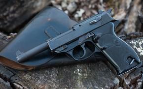 Picture gun, 1960, Manurhin P1