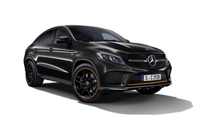 Picture white background, Mercedes, Mercedes, AMG, crossover, C292, GLE-Class