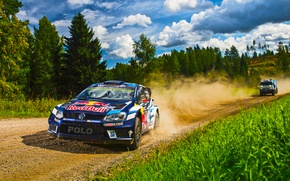Picture Speed, Master, Kamaz, Rally, KAMAZ, Master, VolksWagen, VW Polo R