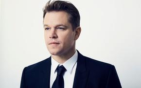 Picture look, costume, actor, actor, Matt Damon, Matt Damon