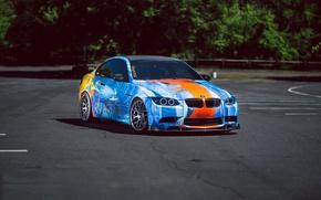 Picture BMW, E92, Wheels, M3