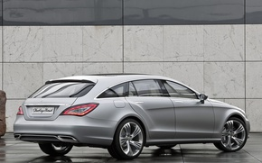 Picture Mercedes-Benz, CLS, universal, Shooting Brake