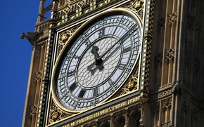 Picture watch, England, London, tower, Big Ben