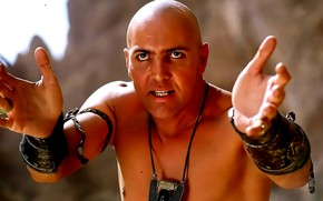 Wallpaper fan art, Priest, Imhotep, Arnold Vosloo, The Supreme