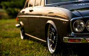 Picture Audi, Black, Retro, Machine, Black, 100, Audi 100, Audi 100 C1 LS, C1 LS, Audi …