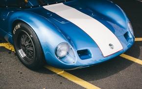 Picture the hood, sports, Elva, MK7S
