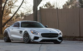Picture mercedes, amg, gts, prior design, Wheels, ADV1