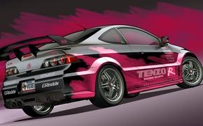 Picture Acura, dangeruss, RSX, compact sports car, ASpec
