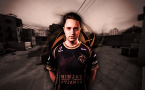 Picture sweden, nip, esports, electronic sports, csgo player, get right