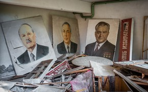 Picture dump, history, Soviet Leaders portraits