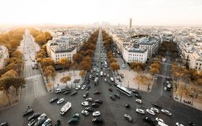 Picture machine, the city, France, Paris, street