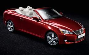 Picture Lexus, convertible, IS 250