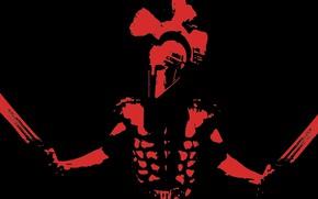Picture Spartan warrior, Corinthian helmet, Hoplite, Xiphos