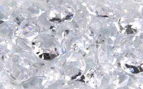 Picture light, brightness, diamonds, Amount