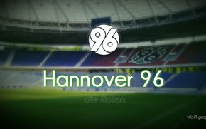 Picture wallpaper, sport, logo, stadium, football, Hannover 96, HDI-Arena