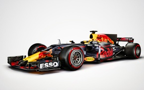 Wallpaper formula 1, the car, Formula 1, Red Bull, red bull, RB13