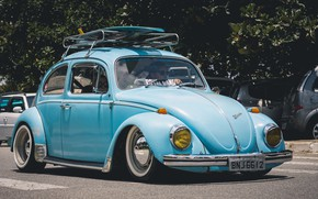 Picture auto, city, the city, street, beetle, car, surfing, Parking, Board, auto, Street, beetle, surfing, parking, …