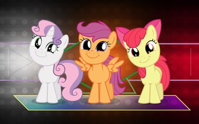 Picture pony, cuties, baby, My Little Pony