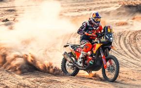 Picture Sand, Sport, Speed, Motorcycle, Racer, Moto, KTM, Rally, Dakar, Dakar, Rally