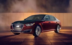 Picture Hyundai, Special Edition, Genesis, Vanity Fair, G90, 2019