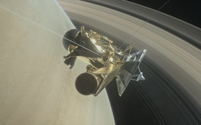 Picture ring, Saturn, NASA, Cassini