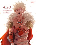 Picture anime, art, guy, Boku no Hero Academy, My hero Academy