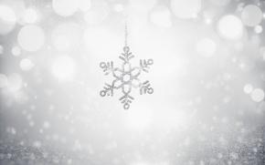 Wallpaper background, texture, snowflake