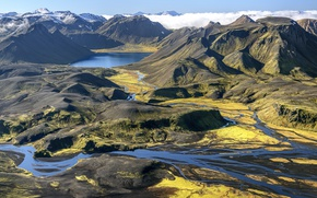 Picture plateau, Iceland, Iceland