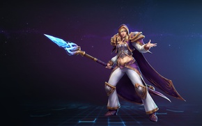 Picture girl, MAG, wow, world of warcraft, hots, Jaina Proudmoore, hearthstone, jaina, heros of the storm