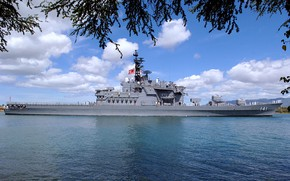 Picture Japan, haruna, destroyer-helicopter carrier