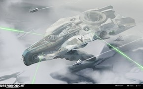 Picture transport, DREADNOUGHT, Tier V, Feronia, Medium Tactical Cruiser