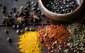 Picture Pepper, carnation, Spices, Seasoning