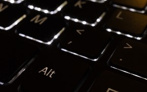 Picture macro, button, keyboard, Alt
