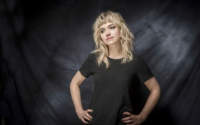 Picture Imogen Poots, Imogen Poots, All on my side, All Is by My Side