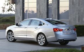 Picture Chevrolet, sedan, Impala