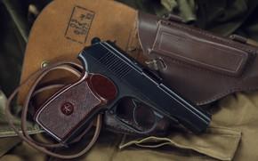 Picture gun, weapons, gun, pistol, weapon, Makarov, PM, Makarov, PM