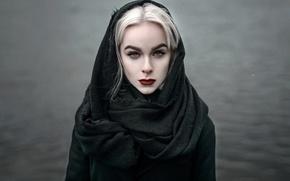 Picture portrait, makeup, Margarita Mudrik