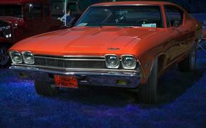Picture Chevy, 1968, Chevelle Malibu, 350ci