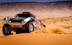 Picture Sand, Auto, Mini, Sport, Desert, Speed, Rally, Dakar, Dakar, Rally, Dune, Buggy, Buggy, X-Raid Team, …