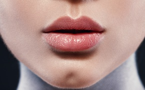 Picture woman, Lips, skin, mouth