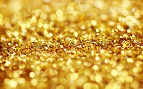 Picture background, gold, texture, sequins