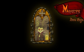 Picture vampire, puzzle, Monster Dark Saga, Android games, match 3