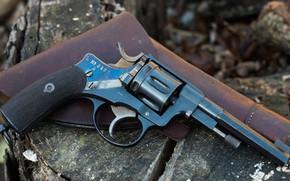 Wallpaper 1887, revolver, holster