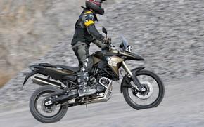 Wallpaper speed, moto, BMW-F-800-GS