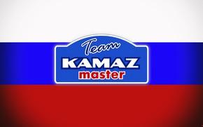 "Wallpaper Flag, Logo, Master, Logo, Russia, Kamaz, KAMAZ-master, KAMAZ, Best, Master, ""KAMAZ-master"", Sports team ""KAMAZ-master"""