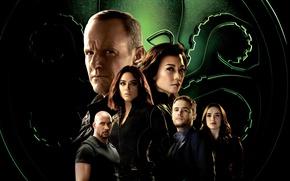 Picture man, Marvel, series, supernatural, hero, hell, powerful, strong, spark, super hero, Agents of S.H.I.E.L.D., kraken, …