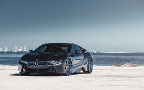 Picture background, car, BMW i8