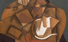 Picture 1914, Juan Gris, The Cup and tube