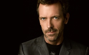 Wallpaper Hugh Laurie, House M.D., Gregory House, Dr. House, Hugh Laurie, the series