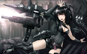 Picture Girl, Weapons, Girl Frontline, Girls front